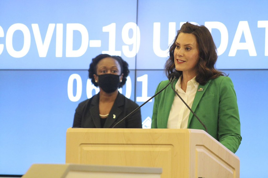 Governor Whitmer Lifts Safer at Home Order, Moves Michigan to Phase Four