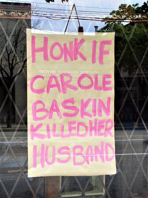 Honk if Carol Baskin Killed her Husband