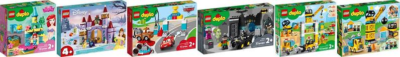 LEGO DUPLO Summer 2020