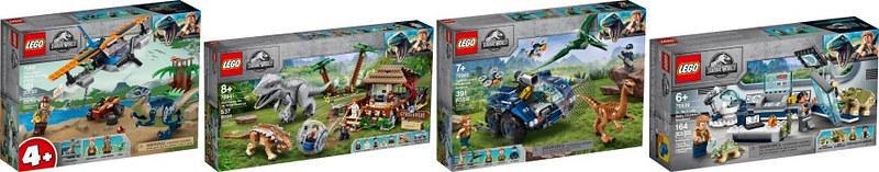 LEGO JW Summer 2020