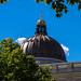 Die Laterne mit dem Kreuz ist auf der Kuppel des Berliner Schlosses