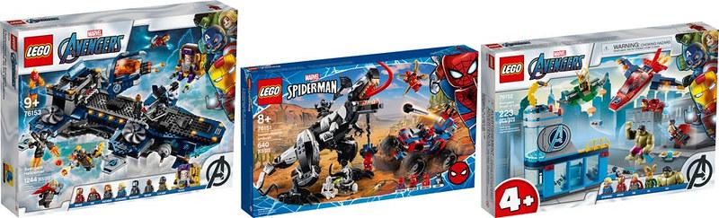 LEGO Marvel Summer 2020