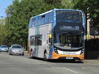 Stagecoach - 11501 - SN69ZRG - SCNE20200161StagecoachNorthEast
