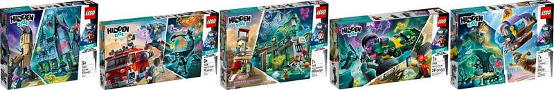 LEGO HS Summer 2020