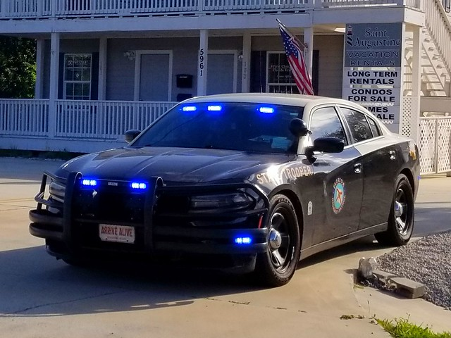 Florida Highway Patrol (FHP) Dodge Charger - Slicktop