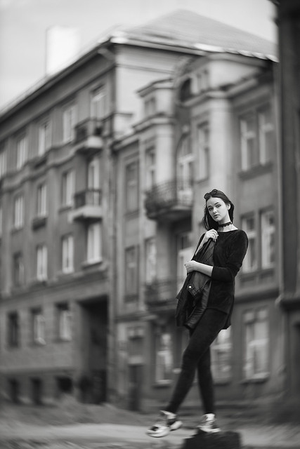 Woman and the city