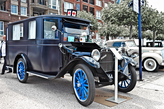 Dodge Ambulance 1920 (7743)