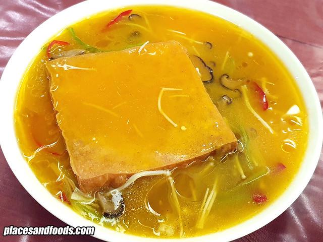 kungfu crabs pumpkin tofu