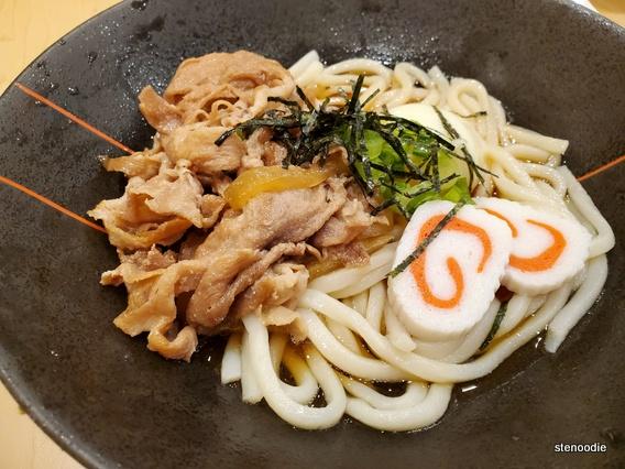 Kitanoya Gyu Suki Udon