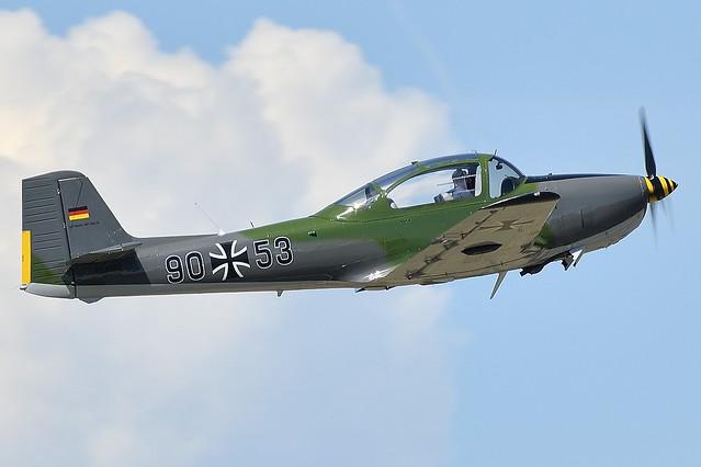 Piaggio Focke Wulf  FWP-149D N149DR 90+53 WGAF