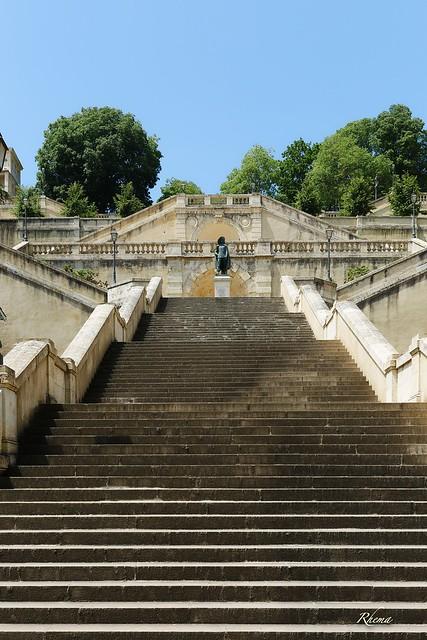 Escalier Monumental  à Auch 1
