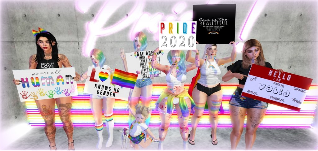 Happy Pride Month ♥ ..