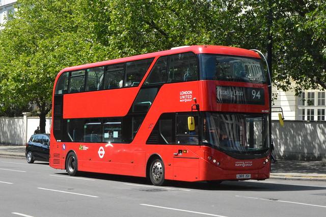 LB69 JSV (BCE47028) RATP Group London United