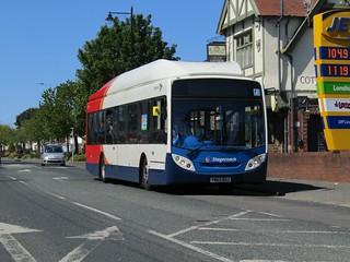 Stagecoach - 28007 - YN63BXJ - SCNE20200163StagecoachNorthEast
