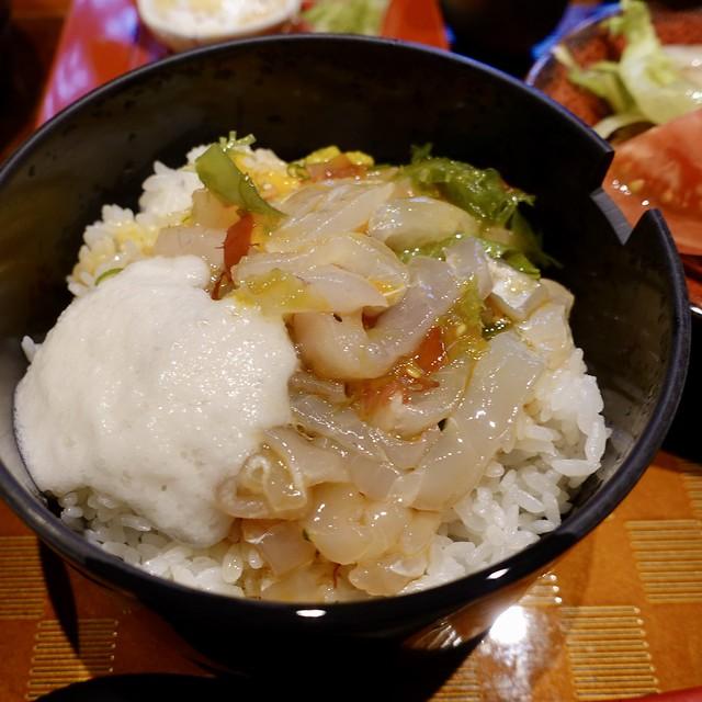宇和島鯛めし Taimeshi ¥2350