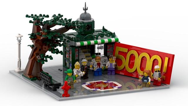 Celebrating the 5K milestone!