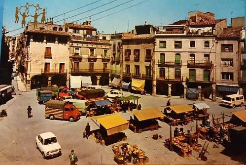 postal Igualada 1960