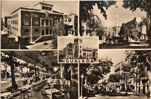 Igualada 1950