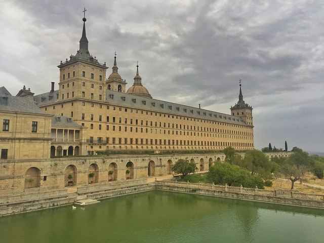 Monasterio de San Lorenzo de El Escorial (Madrid)