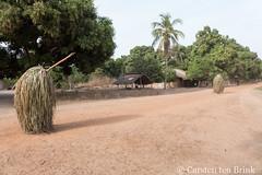 Diola mythology - the arrival of  a further Kumpo