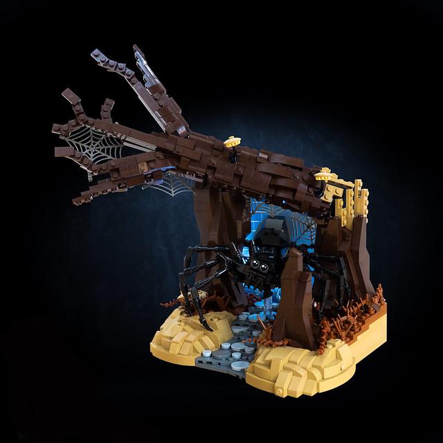 Aragog's Burrow