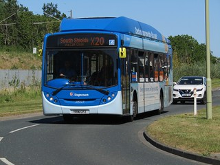 Stagecoach - 28023 - YR14CFZ - SCNE20200164StagecoachNorthEast