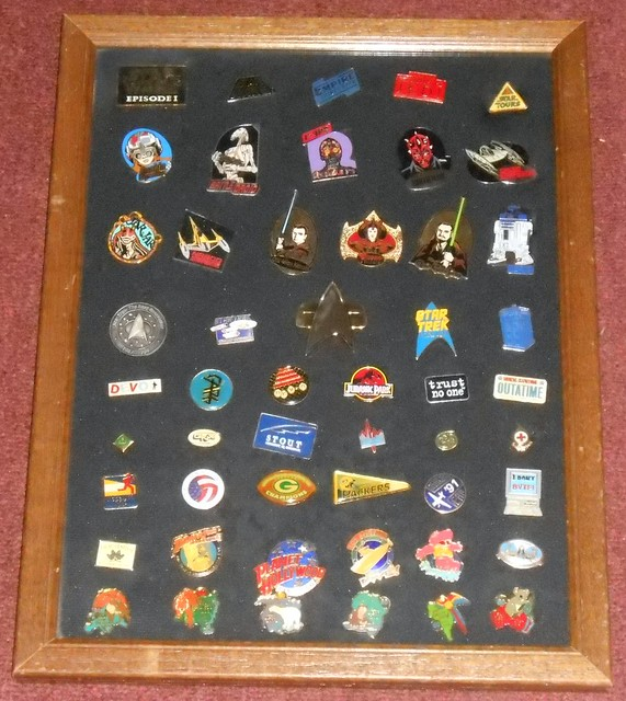 Mostly Star Wars Pins