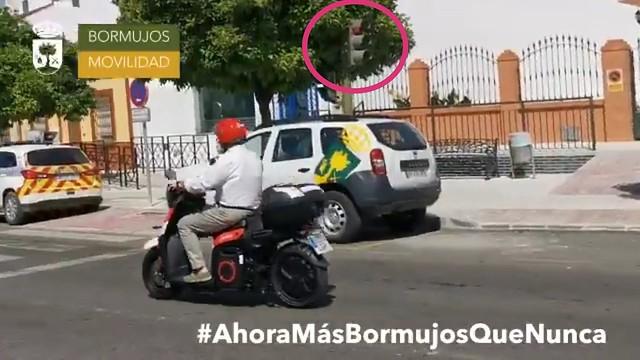 Alcalde Bormujos infracción