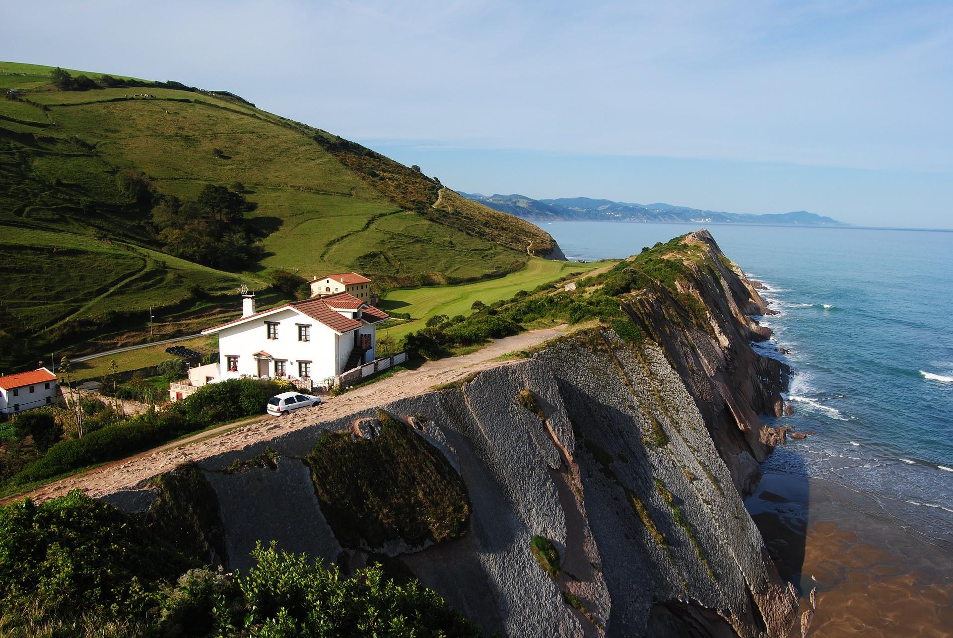 Casas rurales en el País Vasco