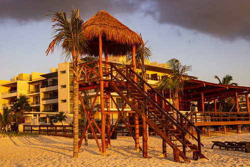 Neighboring resort Valentin Imperial Riviera Maya, Mexico