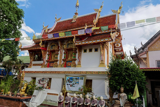 Wat San Klang Nuea (2 sur 50)