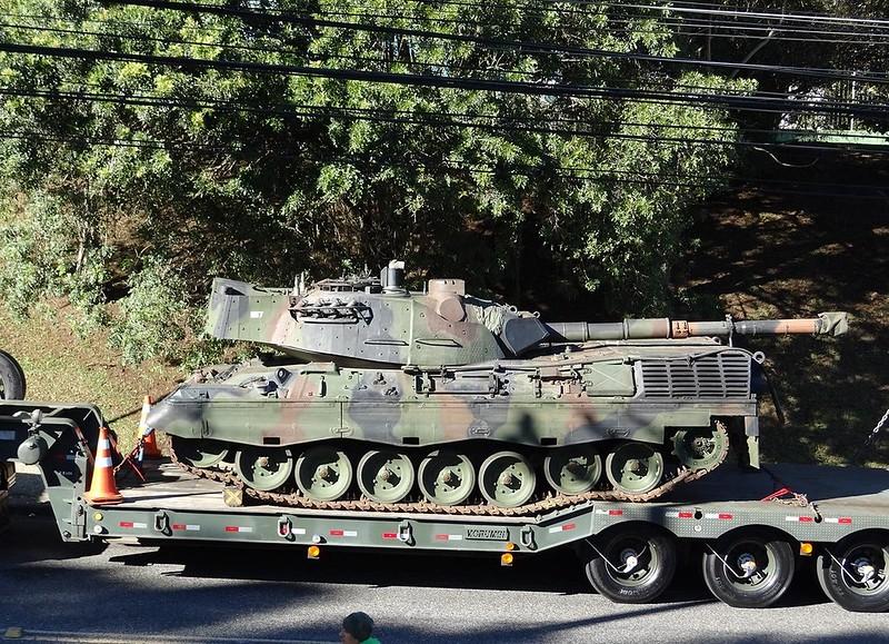 Leopard 1A5 2 Leilighet