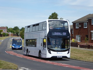 Stagecoach North East 11299 SN69ZRE