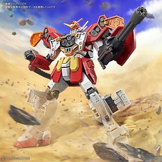 再現武器艙門展開機構!HGAC 1/144《新機動戰記鋼彈W》XXXG-01H 重武裝鋼彈(ガンダムヘビーアームズ)