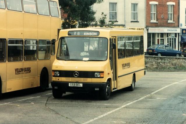 7 October 1989 Bournemouth G59BEL