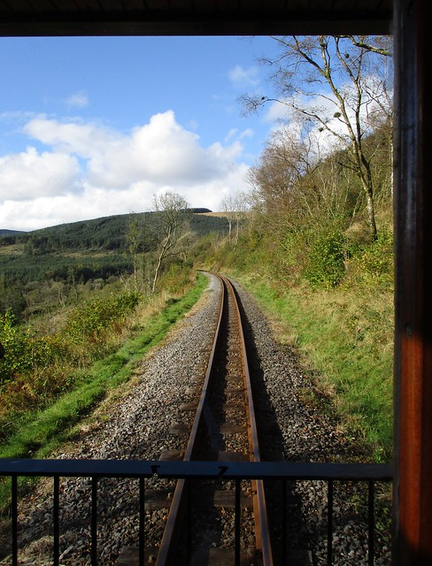 Carriage with a view