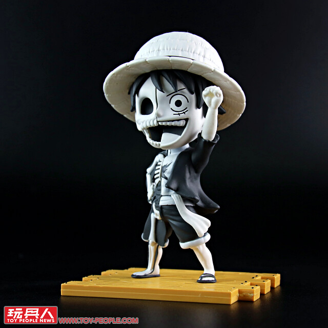 半剖海賊團,集結開始! Jason Freeny × Mighty Jaxx「Freeny's Hidden Dissectibles」系列第一彈《ONE PIECE》開箱報告
