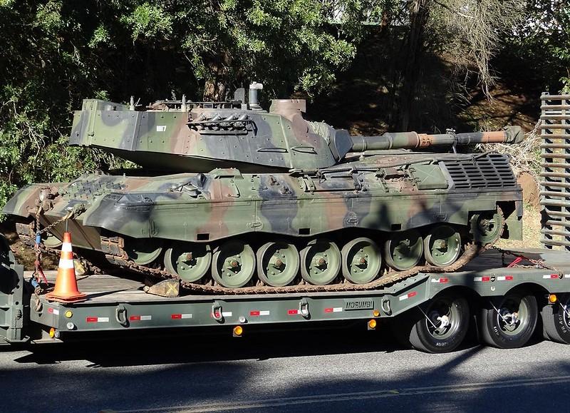 Leopard 1A5 1 Leilighet