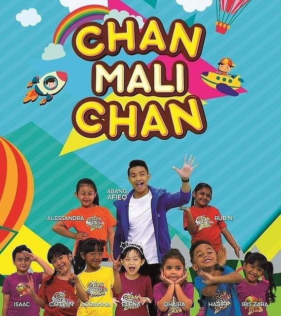 poster Chan Mali Chan