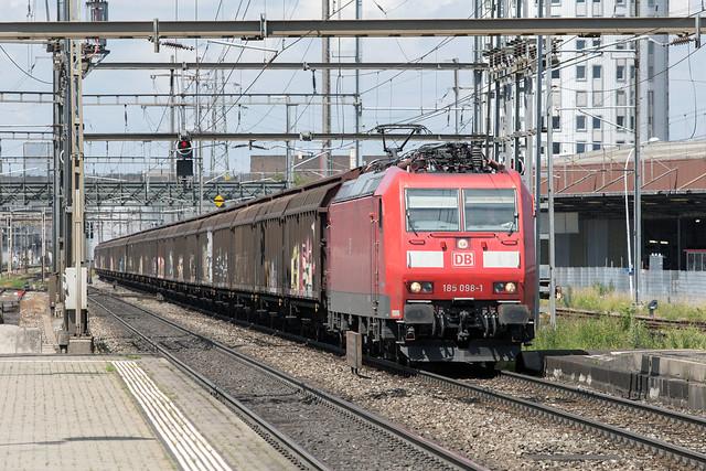 DB 185 098 Pratteln