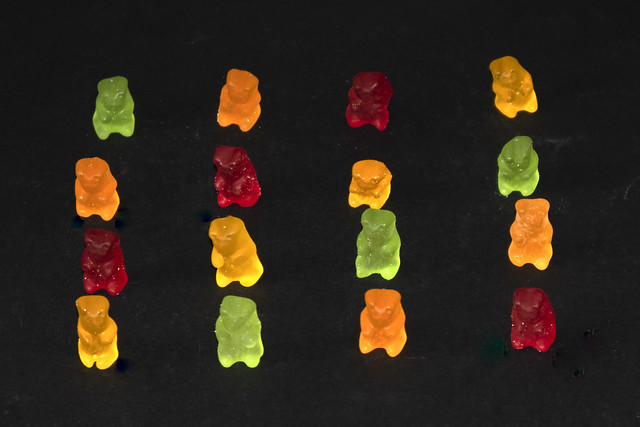 Bears' social distancing