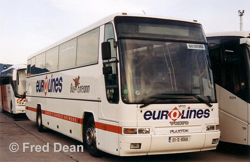 Bus Eireann VP111 (01D8068). | by Fred Dean Jnr