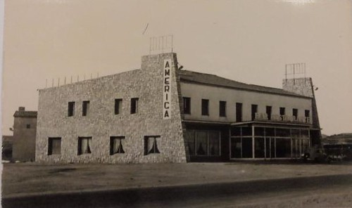 Hotel Amèrica Igualada