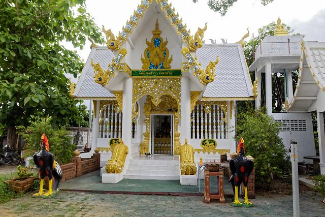 Wat San Klang Nuea (24 sur 50)