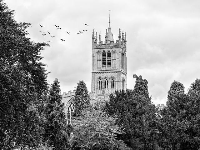 St Mary's Church Melton Mowbray