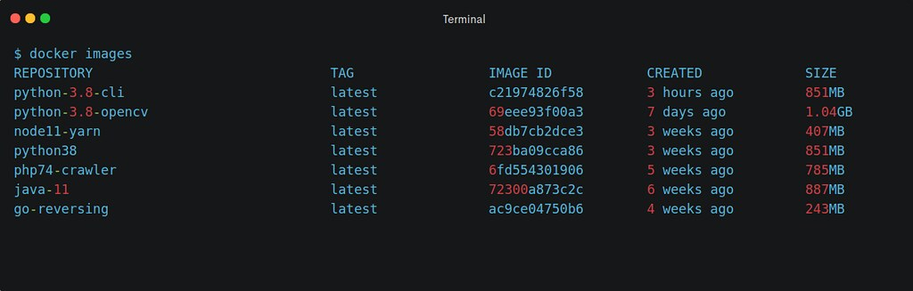 Programming in Container - Image