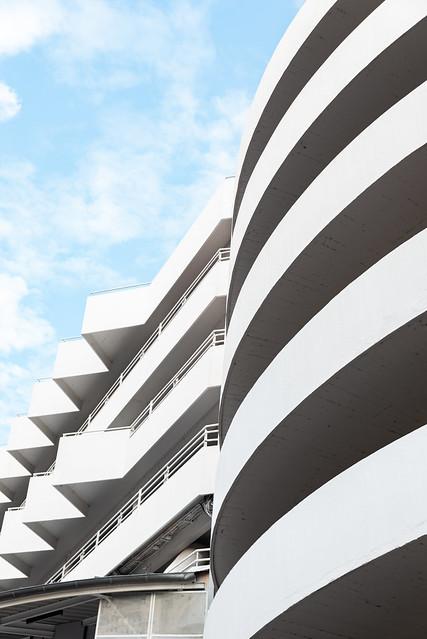 formes moderne de Toulouse
