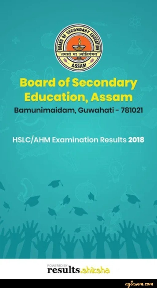 Assam matric result