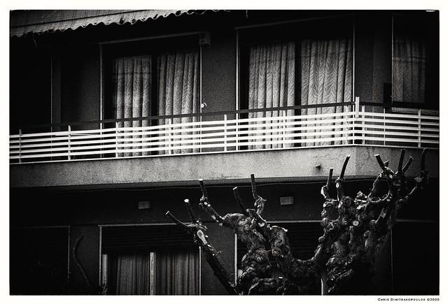 An instance of an ordinary corner