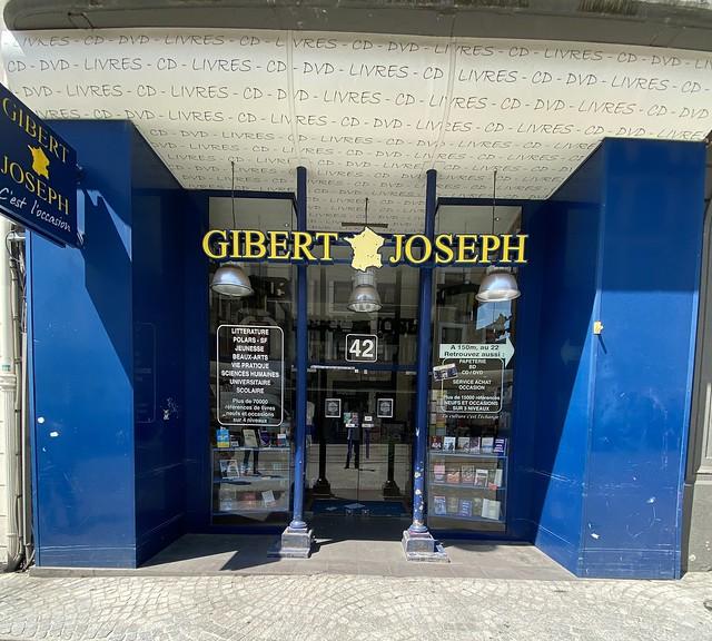 Gibert Joseph Clermont-Ferrand
